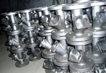 Lanzhou precision casting factory